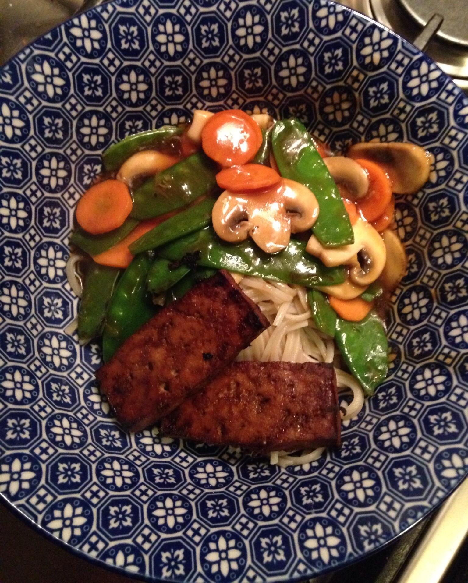Tofu The Vegetable Chopper